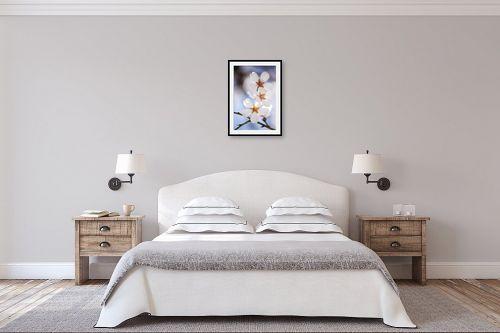 תמונה לחדר שינה - איה אפשטיין - שקדיה #2 - מק''ט: 221638