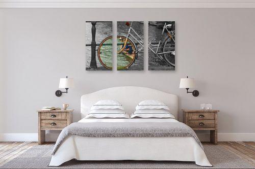 תמונה לחדר שינה - אלי נגר - גלגל - מק''ט: 227089