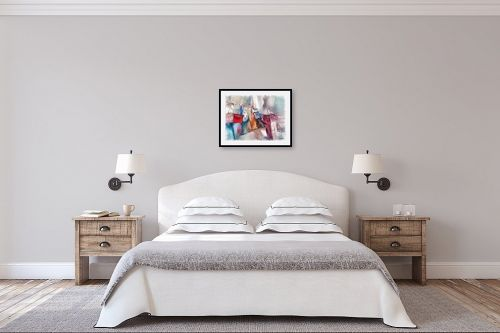 תמונה לחדר שינה - בן רוטמן - אורבני בטבע - מק''ט: 229614