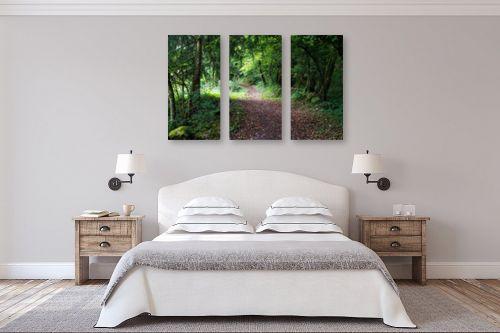 תמונה לחדר שינה - אורי לינסקיל - לאן הולכים היום? - מק''ט: 234938
