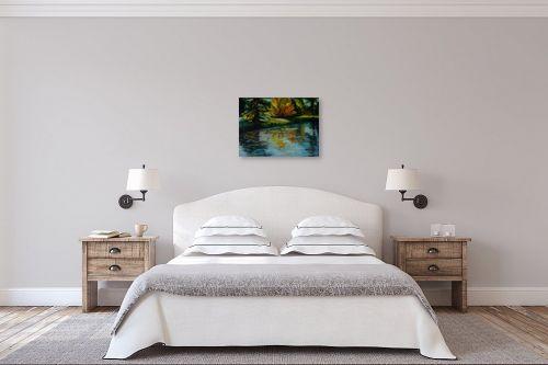 תמונה לחדר שינה - שרה וולקוב - פארק - מק''ט: 236224