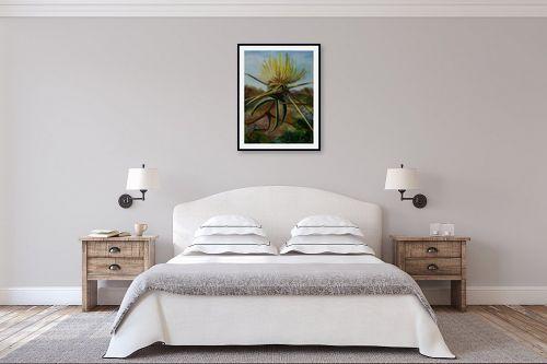 תמונה לחדר שינה - שרה וולקוב - דרדר הקורים - מק''ט: 236282