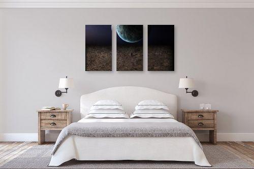 תמונה לחדר שינה - אוהד דאיה - Stand Alone - מק''ט: 244184