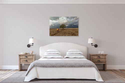 תמונה לחדר שינה - מיכאל שמידט - החורף בא... - מק''ט: 245365