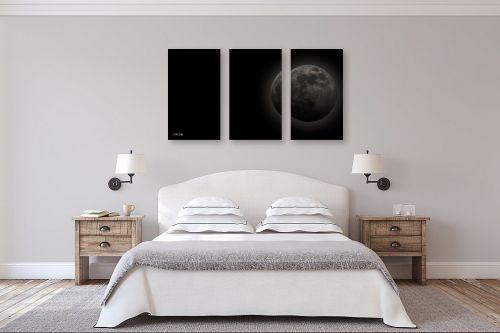 תמונה לחדר שינה - אוהד דאיה - Full Moon - מק''ט: 245950