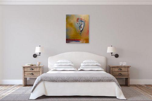 תמונה לחדר שינה - חגי עמנואל - שתי פנים למודל - מק''ט: 247018