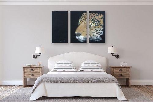 תמונה לחדר שינה - נריה ספיר - נמר - מק''ט: 259587