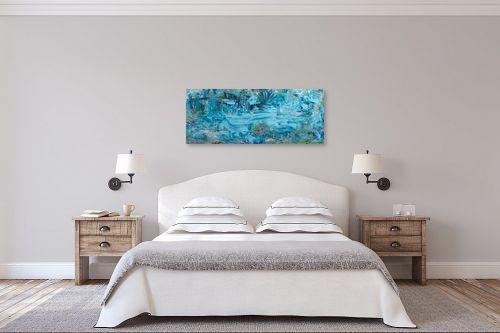 תמונה לחדר שינה - חוה מזרחי - מסתורין - מק''ט: 262802