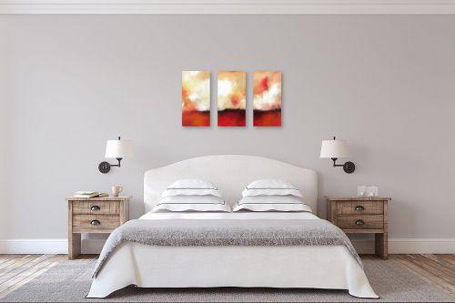תמונה לחדר שינה - גורדון - אור נגוהות - מק''ט: 267006
