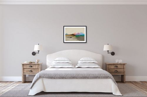 תמונה לחדר שינה - גורדון - נוף הרים - מק''ט: 267031
