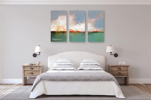 תמונה לחדר שינה - גורדון - שובל שמלתך - מק''ט: 267035