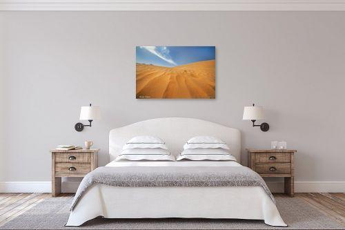 תמונה לחדר שינה - איזבלה אלקבץ - דיונה - מק''ט: 267197