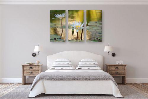 תמונה לחדר שינה - איזבלה אלקבץ - שושנת ים - מק''ט: 267648