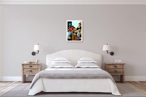 תמונה לחדר שינה - שולי חיימזון - ילדי ישיבה - מק''ט: 267781