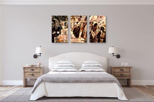 תמונה לחדר שינה - שולי חיימזון - תפילה - מק''ט: 267782