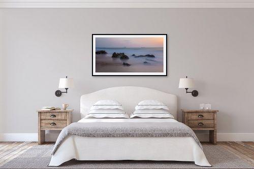 תמונה לחדר שינה - ניקולאי טטרצ'וק - חוף אשקלון - מק''ט: 269516