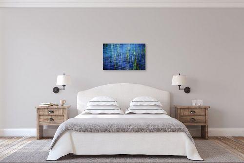 תמונה לחדר שינה - אורית גפני - תנודות - מק''ט: 270472
