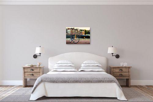 תמונה לחדר שינה - אורית גפני - על שפת הנהר - מק''ט: 270521