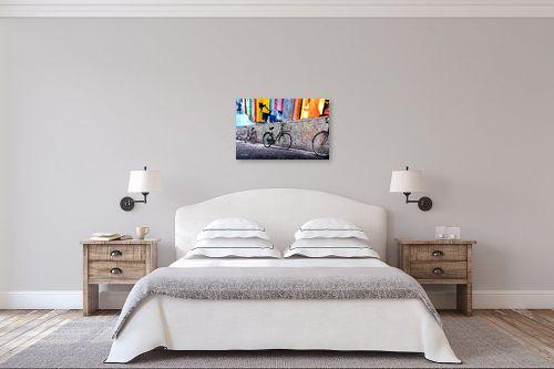 תמונה לחדר שינה - אורית גפני - על הדרך - מק''ט: 270717