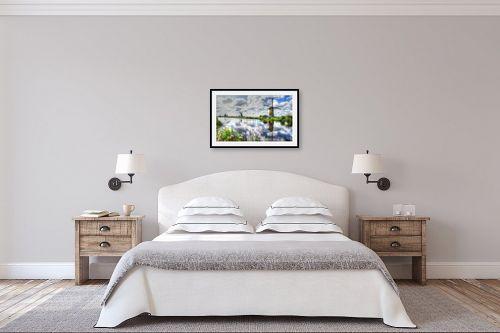 תמונה לחדר שינה - אורי ברוך - טחנות ררוח בהולנד - מק''ט: 271167