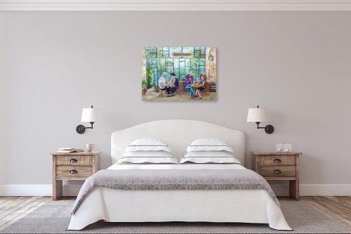תמונה לחדר שינה - רוחלה פליישר - דו-שיח בדור הסלולר - מק''ט: 271938