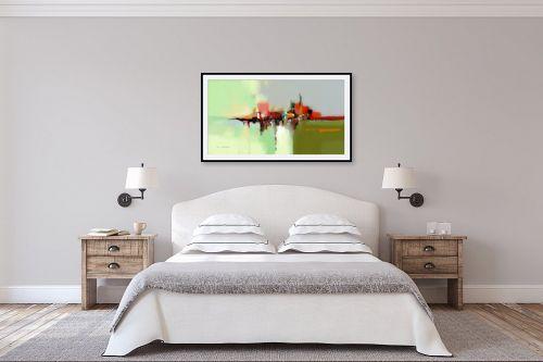 תמונה לחדר שינה - גורדון ארט - פאטה מורגנה - מק''ט: 272780