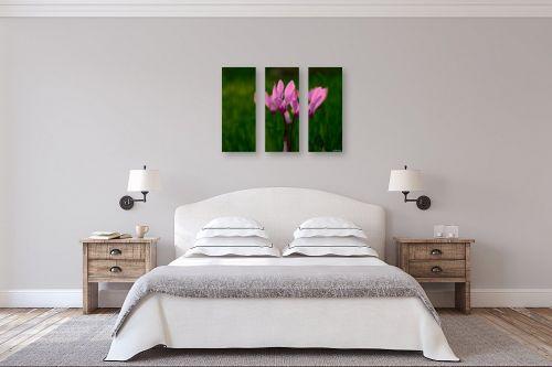 תמונה לחדר שינה - אורי ברוך - זוהר בדשא - מק''ט: 275453