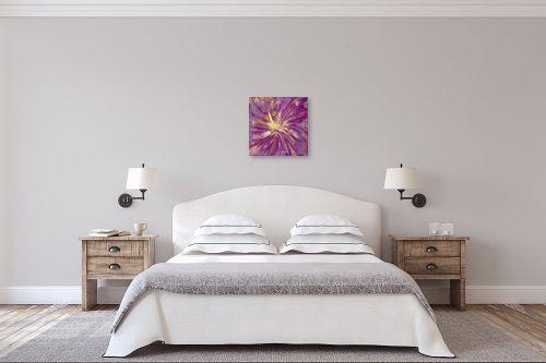 תמונה לחדר שינה - אירית שרמן-קיש - שפריץ של צבע - מק''ט: 275455
