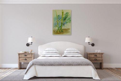תמונה לחדר שינה - רינה יניב - במבוק - מק''ט: 277516