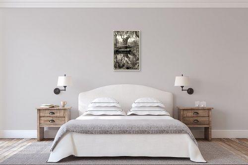 תמונה לחדר שינה - ארי בלטינשטר - נווה מידבר - מק''ט: 277614