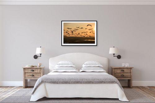 תמונה לחדר שינה - איזבלה אלקבץ - לעוף אל המטרה - מק''ט: 278561