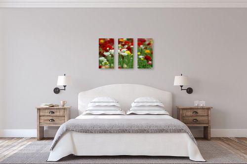תמונה לחדר שינה - אורלי גור - נוריות 3 - מק''ט: 280720