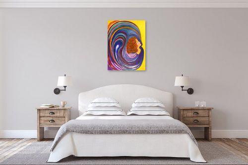 תמונה לחדר שינה - אסתר חן-ברזילי - אל האור 2 - מק''ט: 280870