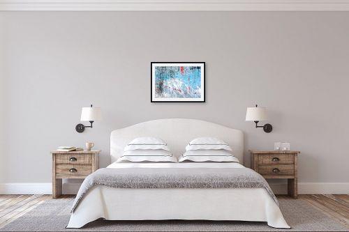 תמונה לחדר שינה - רוזה לשצ'ינסקי - נוף הרים 5 - מק''ט: 281329