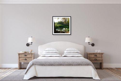 תמונה לחדר שינה - ארי בלטינשטר - מעיין - מק''ט: 282560