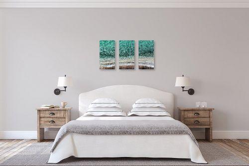 תמונה לחדר שינה - אורית גפני - תחרה - מק''ט: 283070