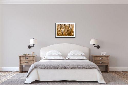 תמונה לחדר שינה - טניה קלימנקו - שיפון - מק''ט: 285246