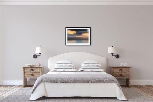 תמונה לחדר שינה - מיכאל שמידט - כנרת שלי.. - מק''ט: 285752