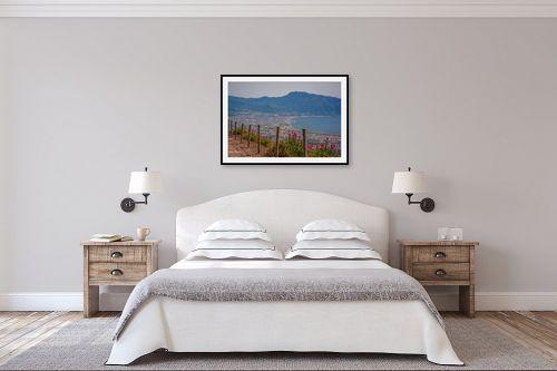 תמונה לחדר שינה - כרמל תדמור - אמאלפי איטליה - מק''ט: 286941
