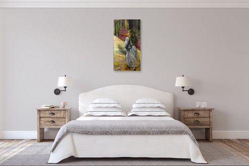 תמונה לחדר שינה - שולי חיימזון - בדרך הביתה - מק''ט: 291609