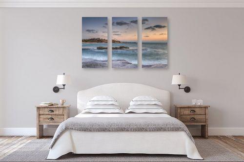 תמונה לחדר שינה - מיכאל שמידט - שמורת חוף אכזיב - מק''ט: 292075