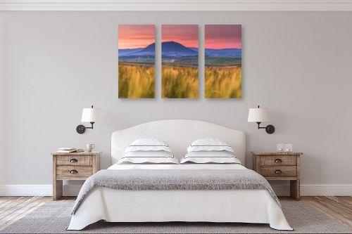 תמונה לחדר שינה - מיכאל שמידט - תבור של פעם.. - מק''ט: 293504