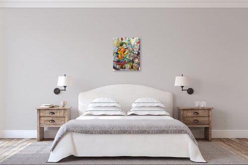 תמונה לחדר שינה - בן רוטמן - החיים הם לונה פארק - מק''ט: 294312