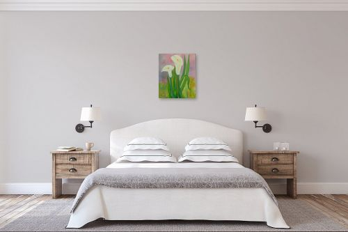 תמונה לחדר שינה - רינה יניב - קלות - מק''ט: 296491