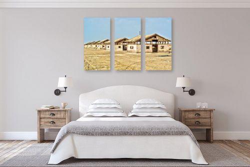 תמונה לחדר שינה - אורטל פרץ - זה היה ביתי - מק''ט: 297038