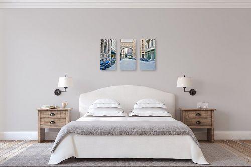 תמונה לחדר שינה - אורטל פרץ - עירוני - מק''ט: 297040