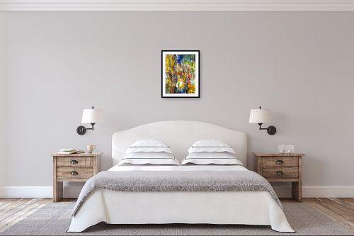 תמונה לחדר שינה - בן רוטמן - רב הנסתר מהגלוי - מק''ט: 297249