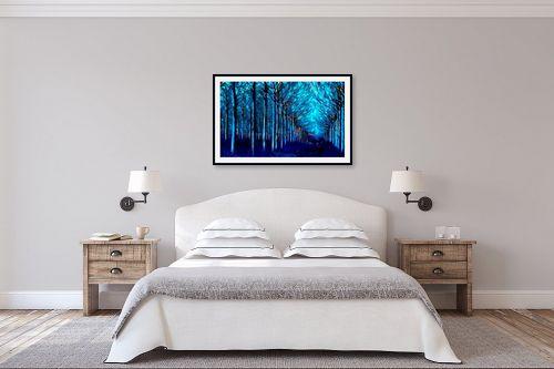 תמונה לחדר שינה - אורית גפני - מה שהלב רואה - מק''ט: 301537