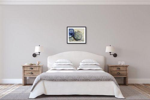 תמונה לחדר שינה - ליה מלחי - pavoni - מק''ט: 303159