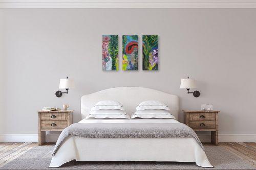 תמונה לחדר שינה - אסתר חן-ברזילי - הפיתוי - מק''ט: 306110